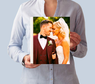 25x30 Düğün Albümü