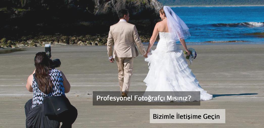 Profesyonel Fotoğrafçılar İçin