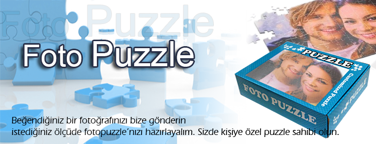 Kişiye Özel Puzzle