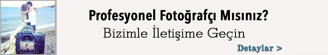 Fotoğrafçılara Özel