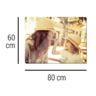 Photo sur Plexi 60x80 - 80x60