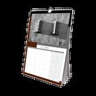Foto kalender A4 verticaal