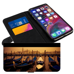 iPhone X - Flip Case