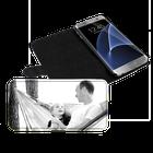 Galaxy S7 - étui à rabat