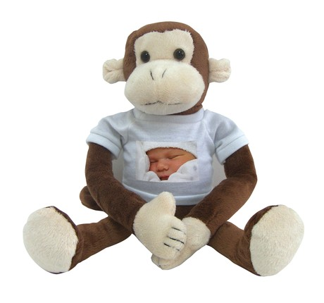 Knuffel aap