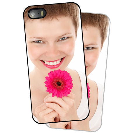 iPhone 5/5S/SE - coque 2D