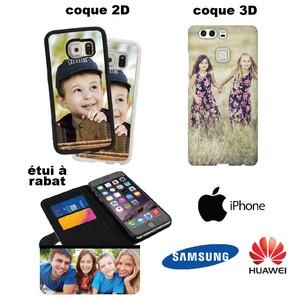 Coques smartphones
