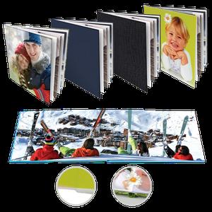 Livres photo sur papier photo