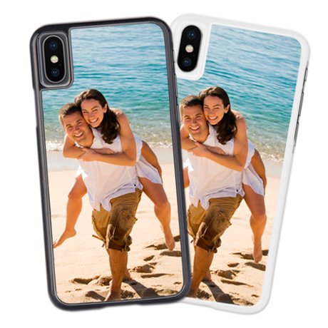 iPhone X - coque 2D