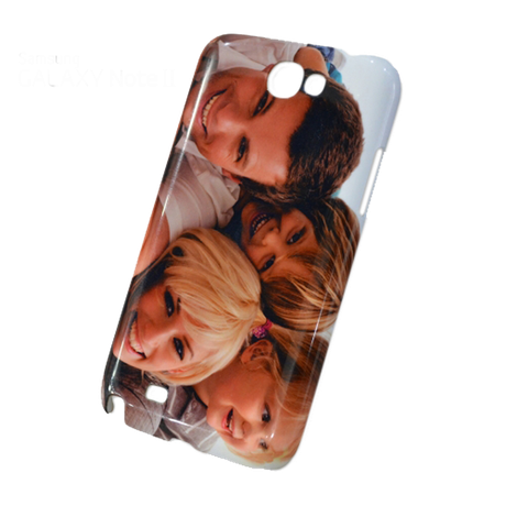 Galaxy Note 2 - coque 3D