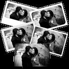 Foto's zwart/wit 10x15 Glanzend