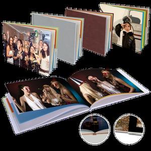 Livres photo sur papier imprimé