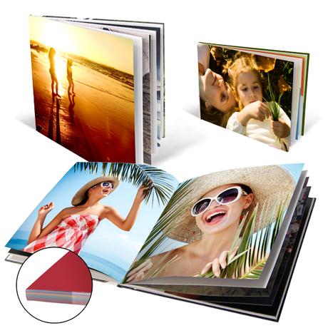 Fotoboeken met zachte kaft