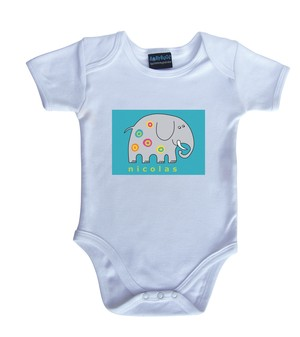 Baby body (3-6 maand)