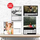 Wandkalenders op Fotopapier
