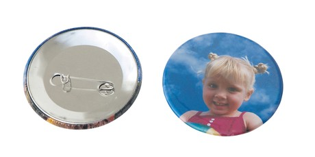 Fotobadge - medium - set van 2