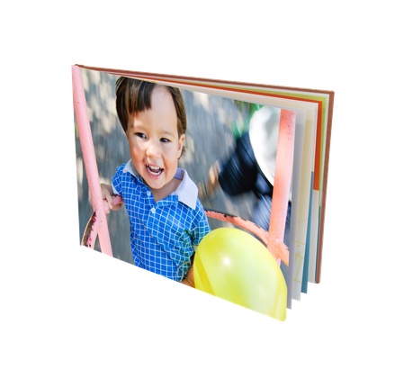 Hardcover Compact 15x10