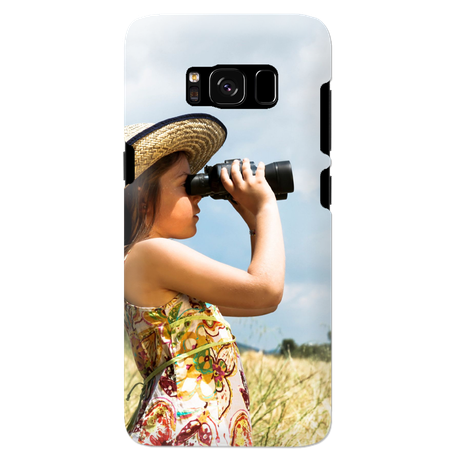 Galaxy S8 - coque 3D