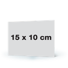 Carte Simple 15x10 sur papier satiné