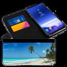 Galaxy S8 Plus - étui à rabat
