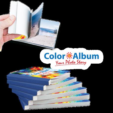 Color Album 50 pages