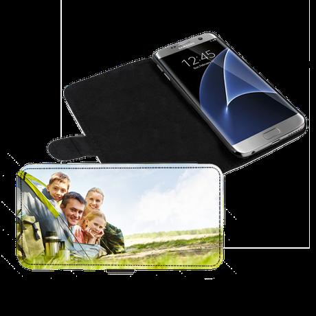 Galaxy S7 Edge - étui à rabat