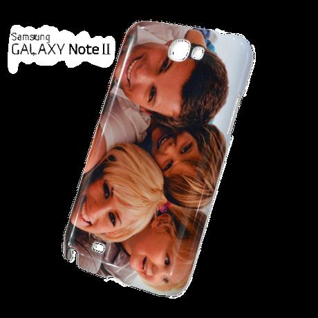 Galaxy Note 2 - coque 3D