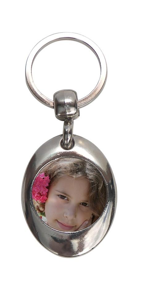Porte-clés en métal