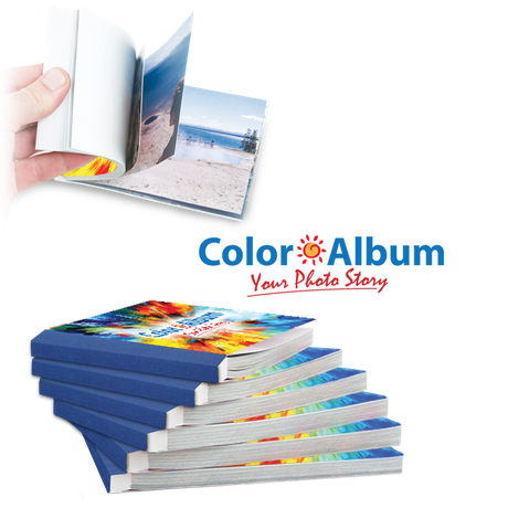 Color Album 50 pages