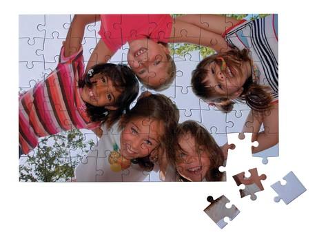 Puzzle A3 Brillant