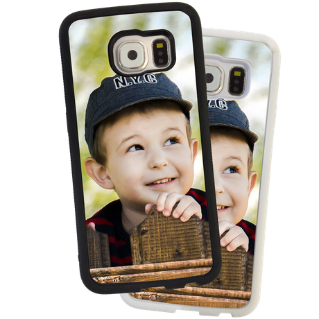 Galaxy S6 Edge - coque 2D