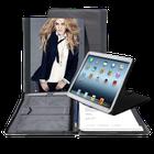 Porte-documents + housse iPad