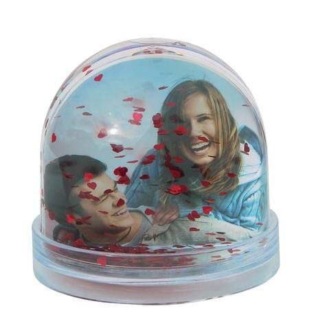 Boule magique - coeur