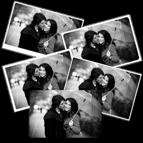Tirages noir/blanc 10x15 cm Brillant