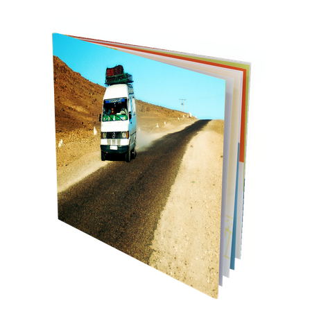 Softcover Square 20,5x20,5