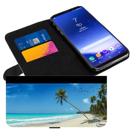 Galaxy S8 Plus - Flip Case