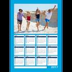 Magnetische Kalender A3 Verticaal