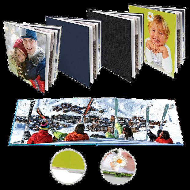 Fotoboeken op fotopapier