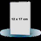 Fotowenskaart enkel 12x17