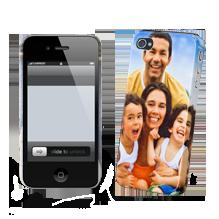 Coque 3D iPhone 4/4S