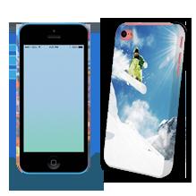 Coque 3D iPhone 5C