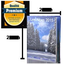 Livre Premium Rigide 20x28