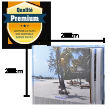 Livre Premium Rigide 28x20