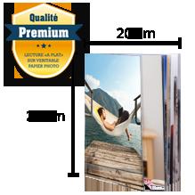 Livre Premium Souple 20x28