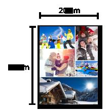 Pêle-Mêle 20x27cm