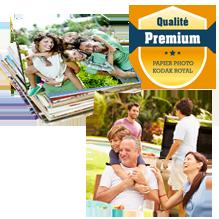 Tirage Premium 13x13 cm