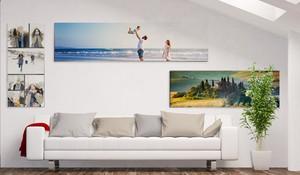 Photo sur Aluminium Panoramique