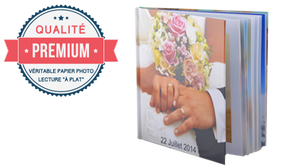 LP Premium rigide 20x20cm Carré