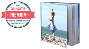 LP Premium rigide 30x30cm Carré