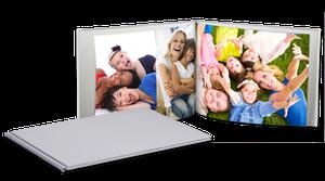Livre photo tissu 29.7x21cm Paysage